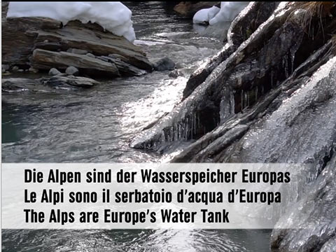 Video: «Wasser - beobachten messen begreifen»