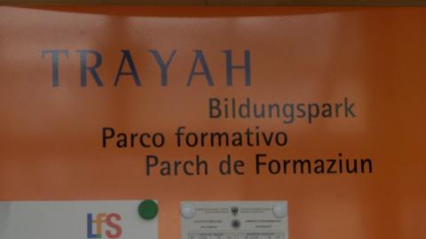 Video: «Nuova vita per il Centro Sociale Trayah di Brunico»