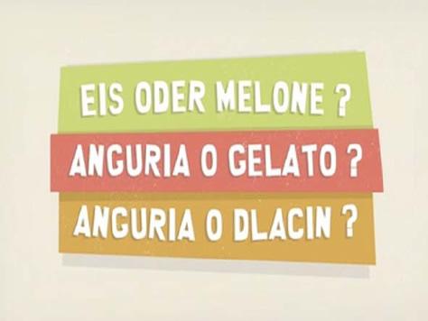 """Video: «Film d'animazione - """"ANGURIA O GELATO?""""»"""