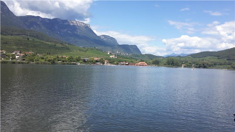 Video: «27.05.2016: giornata del lago di Caldaro. GNews Production»
