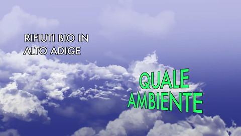 """Video: «Rifiuti organici in Alto Adige, una trasmissione del ciclo """"Quale ambiente"""". BCool-Comunicare-Oltre Bolzano»"""