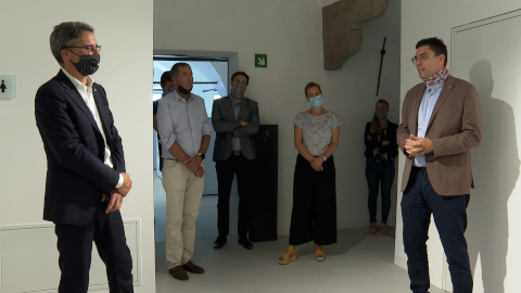 Video: «L'Euregio si trasferisce in centro a Bolzano»