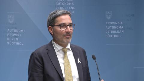 Video: «Le decisioni della Giunta Provinciale di Bolzano 04.02.2020»