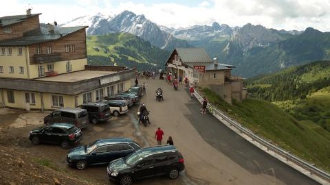 Video: «Gemeinsame Lösungen für eine sanfte Erschliessung der Dolomitenpässe»