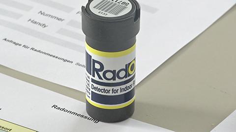 Video: «Landesagentur für Umwelt: Bürger und Bürgerinnen messen slebständig Radonkonzentration»