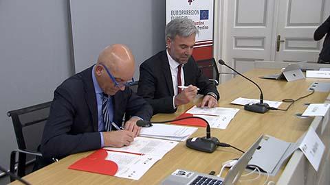 Video: «Euregio-Lawinenlagebericht kommt mit der nächsten Wintersaison»