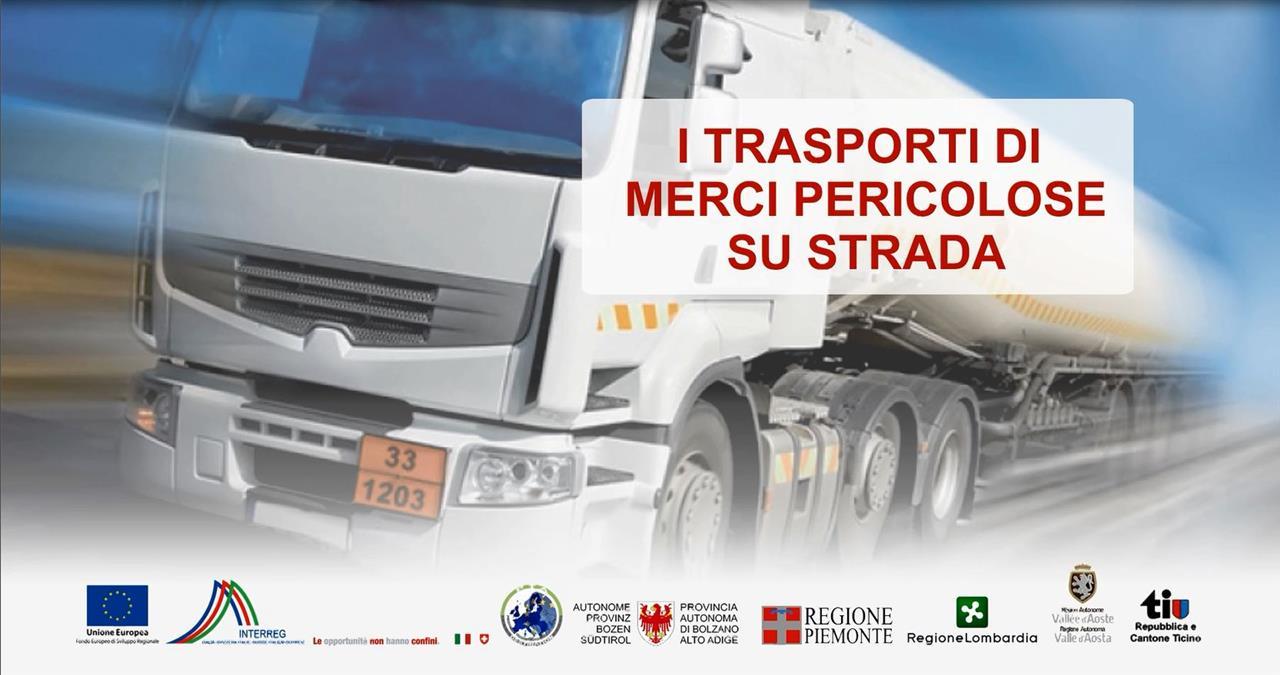 Video: «I trasporti di merci pericolose su strada»
