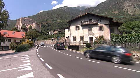 """Video: «Castelbello e Colsano avranno la """"loro"""" circonvallazione»"""