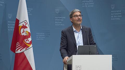 Video: «Le decisioni della Giunta Provinciale di Bolzano 02-07-2019»