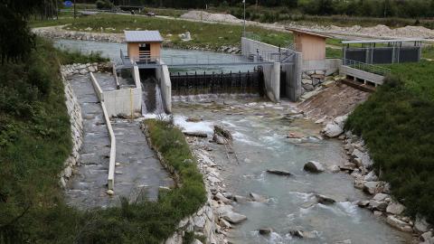 Video: «Il nuovo Piano di utilizzazione delle acque pubbliche. GNews Production»