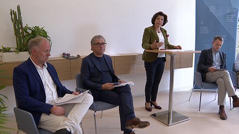 Video: «Die Umsetzung des Gesetzes Raum und Landschaft schreitet voran»