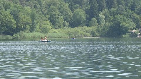 Video: «Wasserqualität der Südtiroler Badeseen ständig im Auge»
