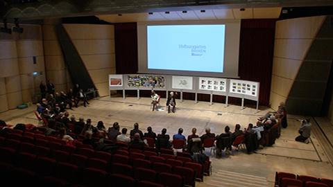 Video: «Valorizzare il Giardino vescovile di Bressanone: la proposta di Heller»