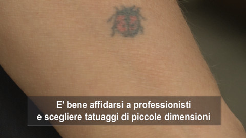 Video: «Tatuaggi e permanent make-up. GNews Production»