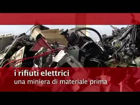 Video: «I rifiuti elettrici - Una miniera di materie prime.»