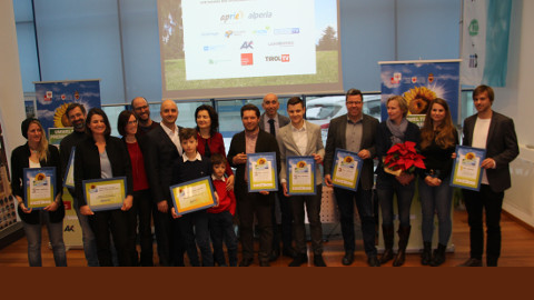 Video: «Premio Ambiente Euregio 2017. GNews Production»