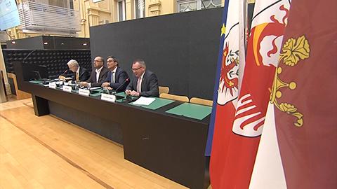 Video: «Europaregion: Stärkere Kooperation der Verwaltungen der drei Länder»