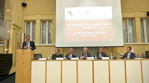 Video: «Euregio protagonista nella politica agraria in ambito europeo»