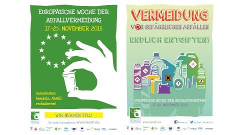 Video: «Europäische Woche der Abfallvermeidung 2018. Umwelttipp. Antenne Produktion»