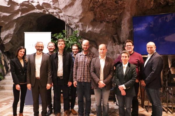 Video: «Interreg-Projekt REBECKA abgeschlossen: digitales Modell zur Bewertung von Weinbauflächen in Südtirol und Kärnten am Versuchszentrum Laimburg vorgestellt»