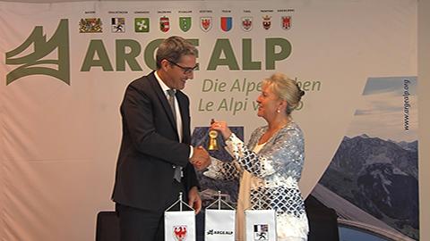 Video: «Arge Alp: Resolution zur Regulierung der Wolfspopulation verabschiedet»