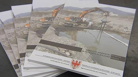 Video: «Bonifiche ambientali in aree industriali: nuova pubblicazione. GNews Production»