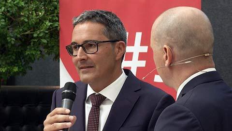 Video: «Bilanz der Legislaturperiode und Ausblick in die Zukunft: Landeshauptmann Kompatscher ist zufrieden mit der getanen Arbeit»