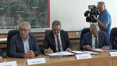 Video: «Brenner-Basistunnel: Der Dialog als Grundlage des Erfolgs»