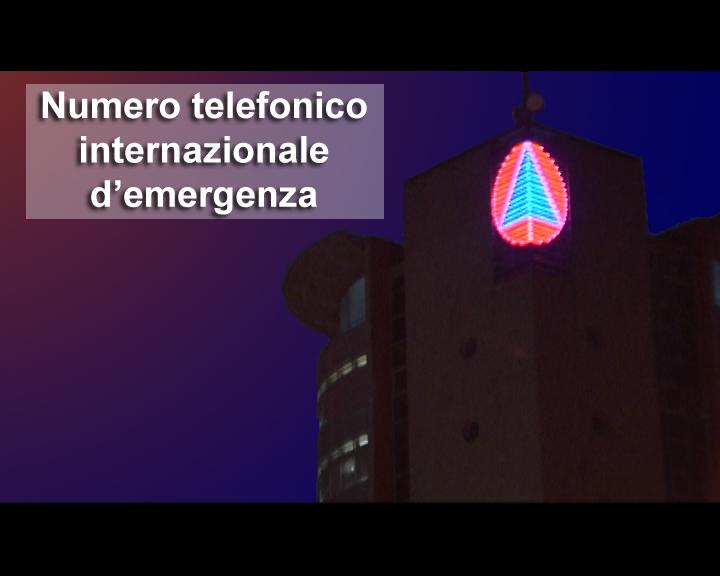 Video: «Numero telefonico di emergenza»
