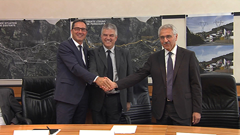 Video: «Energia: accordo con RFI e Terna, traguardo storico»