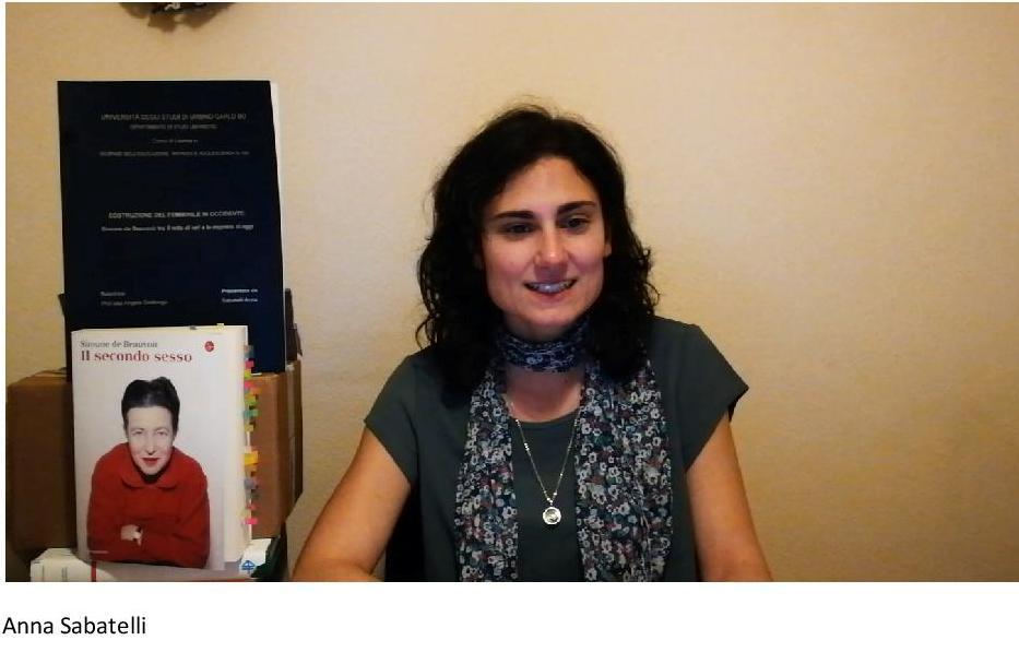 Video: «Anna Sabatelli erhält den 3. Preis - wissenschaftliche Arbeiten 2019»