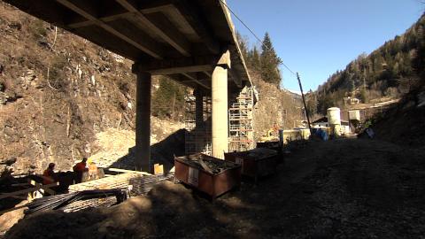 Video: «Manutenzione dei ponti: iniziati lavori importanti a Colle Isarco»
