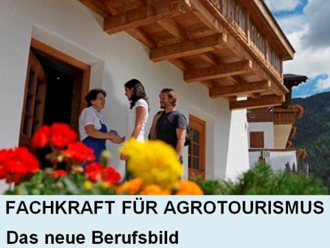 Video: «FACHKRAFT FÜR AGROTOURISMUS - Das neue Berufsbild»