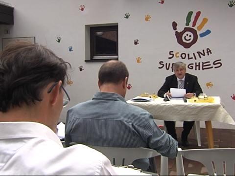 Video: «Ancunteda de metà legislatura: l assessëur Mussner per la jënt ladina y lëures publics»
