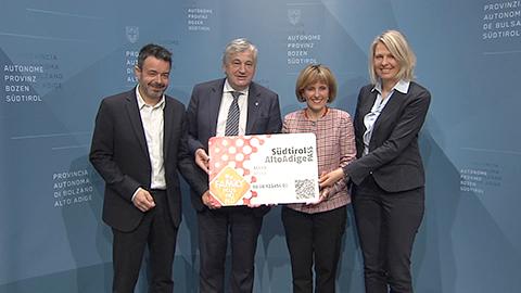 Video: «EuregioFamilyPass: Neue Vorteile auf europaregionaler Ebene»