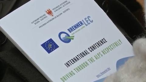 Video: «Umweltfreundliche Lösungen für den Brenner-Korridor. GNews Production»