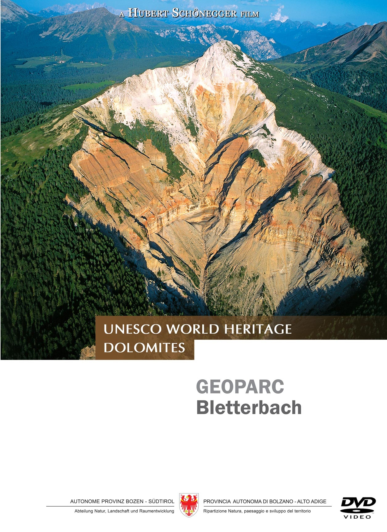 Video: «GEOPARC Bletterbach - Dolomites UNESCO World Heritage - english version»