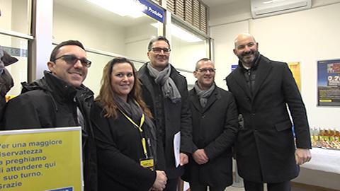 Video: «Postamt in Steinmannwald wieder in Betrieb»