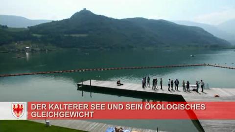 Video: «Tag des Kalterer Sees: Ökologisches Gleichgewicht stärken. GNews Production»
