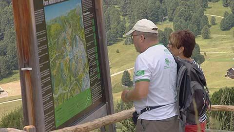 Video: «Dolomites UNESCO Geotrail: Die Entdeckung der Dolomiten»