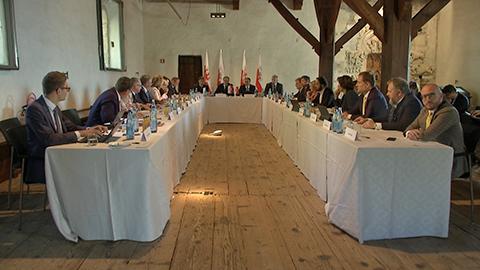 Video: «Landesregierungen Südtirol und Tirol: Mobilität und Sanität, gemeinsame Agenden»
