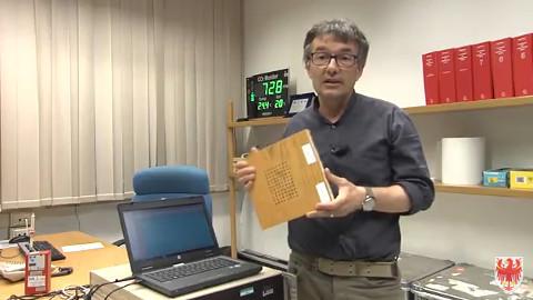 Video: «Qualità dell'aria in ambienti chiusi. GNews Production»