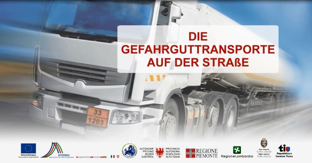 Video: «Die Gefahrenguttransporte auf der Straße»