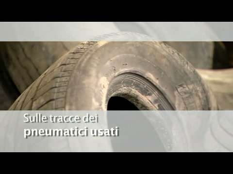 Video: «Sulle tracce dei pneumatici usati»