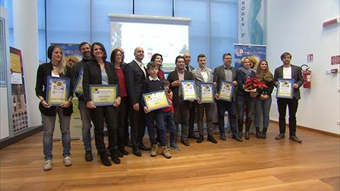 Video: «Euregio Umweltpreis 2017 für aktiven Umweltschutz vergeben»