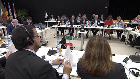 Video: «Zweites Brenner Meeting: Durchzugsverkehr auf der Brennerachse»