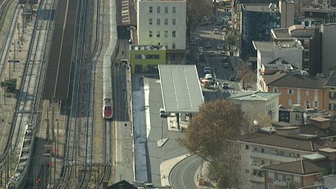 Video: «La nuova autostazione di Bolzano»