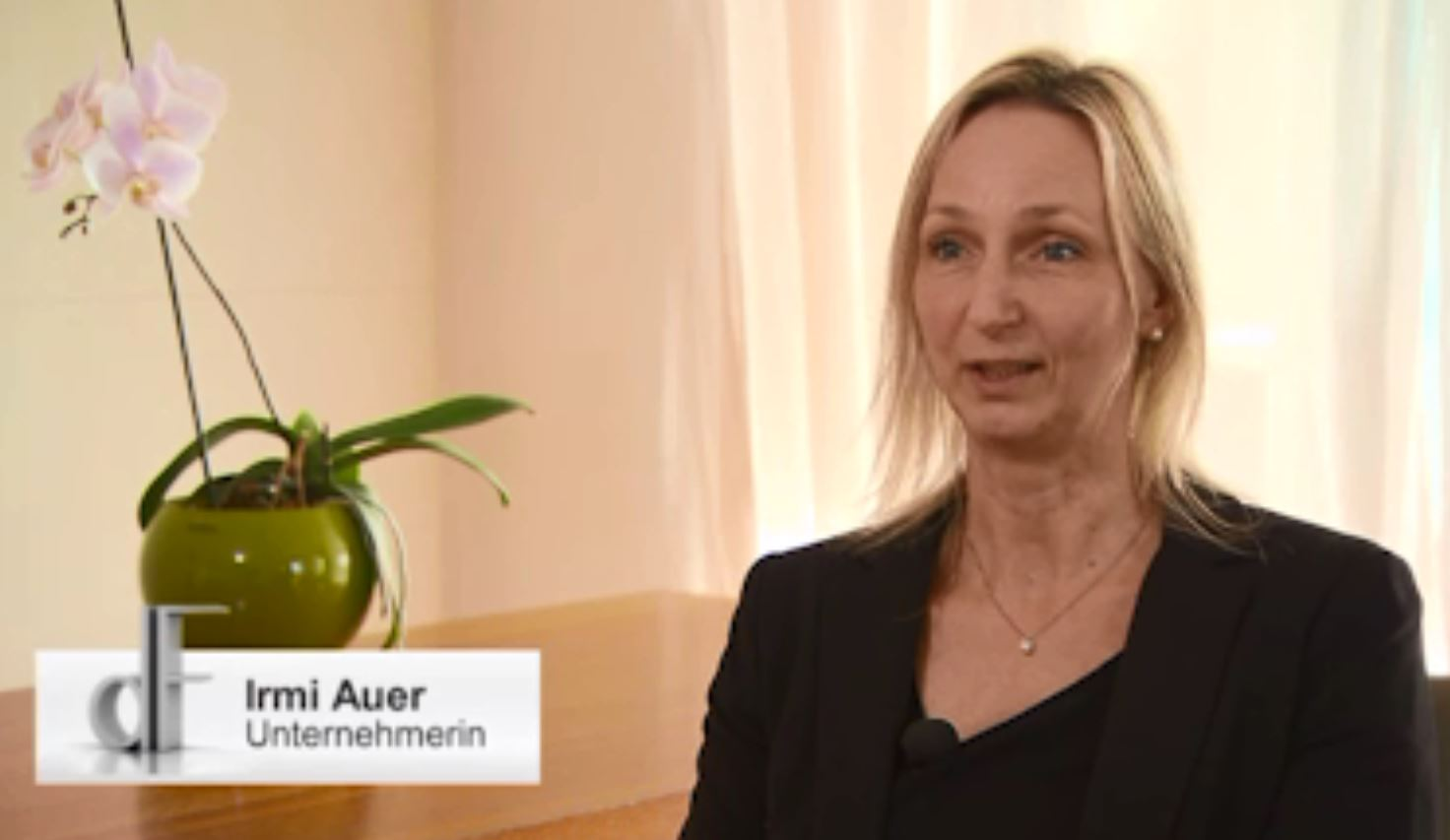 Video: «dF - das Frauenmagazin - 01/2019»