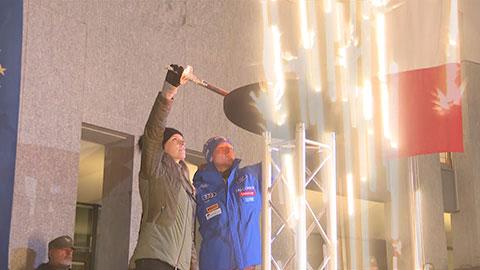 Video: «Protezione civile, al via a Brunico il campionato italiano di sci»