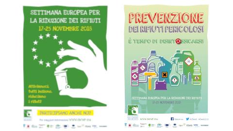 Video: «Settimana europea per la riduzione dei rifiuti 2018. GNews Production»